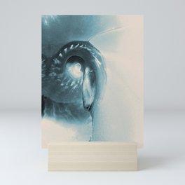 Sea Shell Abstract Mini Art Print