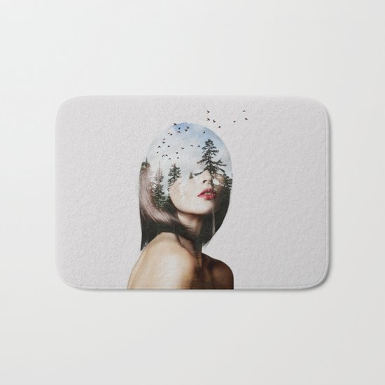 Lisa Mona Bath Mat