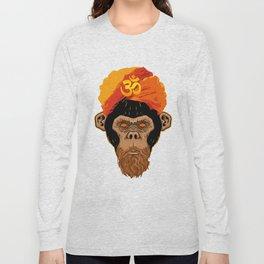 Stoned Monkey Long Sleeve T-shirt