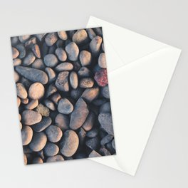 Pebbles grey Stationery Cards