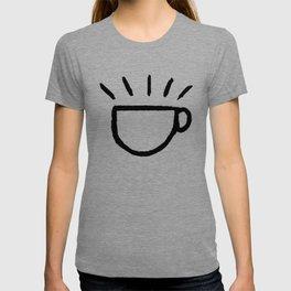 yay coffee T-shirt