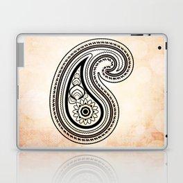 Paisley henna Laptop & iPad Skin