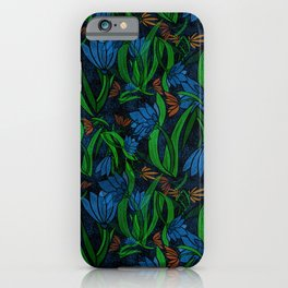 Mystical Garden iPhone Case