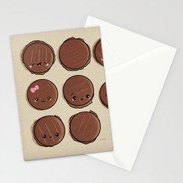 Choco-Patty Round Up Stationery Cards