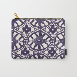 Lace Vintage 19 Carry-All Pouch