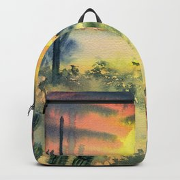Desert Twilight Backpack
