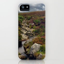 Wicklow Mountains, Republic of Ireland iPhone Case