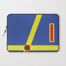 Cyclops - Minimalist - XMen Laptop Sleeve