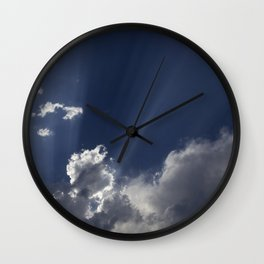 Sunbeam Wall Clock