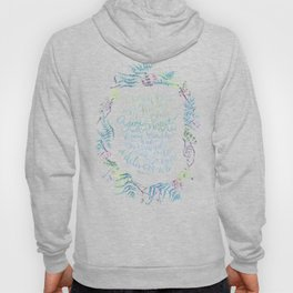 You Are My Hiding Place - Psalm 32:7 Hoody