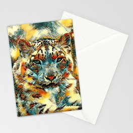 AnimalArt_Leopard_20170601_by_JAMColorsSpecial Stationery Cards