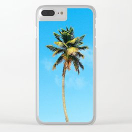 The Palm Clear iPhone Case
