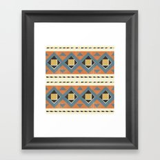 Arrowroot Framed Art Print