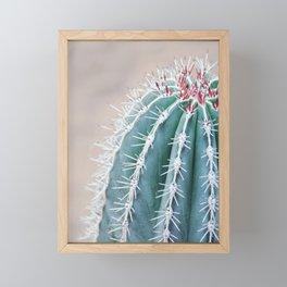 Cactus Framed Mini Art Print