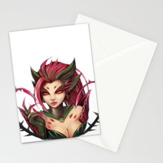 Zyra: The rise of the Thorns Stationery Cards
