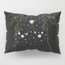 Honestly - Illustration Pillow Sham