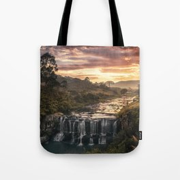 Fire & Water Tote Bag