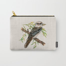 Laughing Jackass Carry-All Pouch