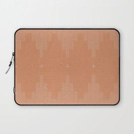 Southwestern Minimalist Terra Cotta  Laptop Sleeve