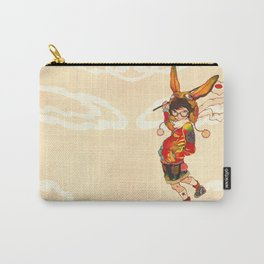 The land of the rising zine Carry-All Pouch