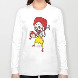 I'm luvin' it Long Sleeve T-shirt