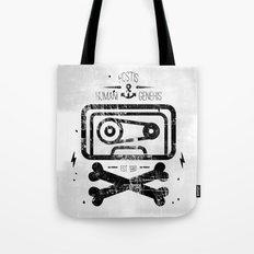 Pirate Tape Tote Bag