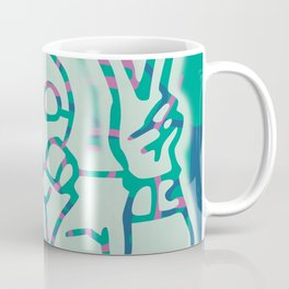 Peace inside Peril Coffee Mug