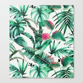 Jungle vibes I Canvas Print