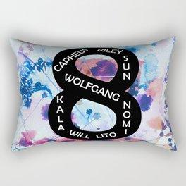 sense 8  Rectangular Pillow