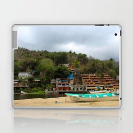 Dreamy Mexican Beach Day Laptop & iPad Skin