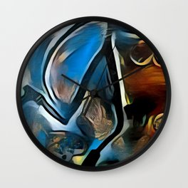 Commotion Wall Clock