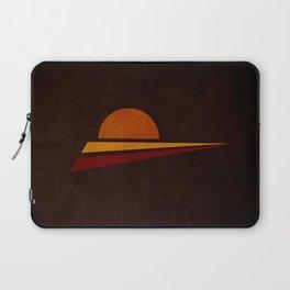 spicchi di sole Laptop Sleeve
