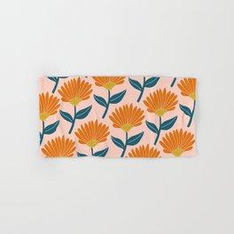 Floral_pattern Hand & Bath Towel