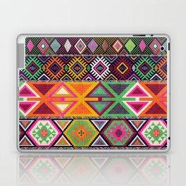 Aztec Artisan Tribal Bright Laptop & iPad Skin