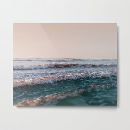 Pacific Lullaby Metal Print