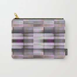BLOCK STRIPES PATTERN I Carry-All Pouch