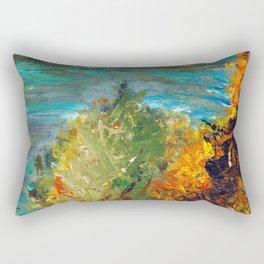 Wild Taiga Rectangular Pillow
