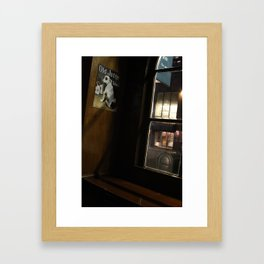 NYC-Judge Framed Art Print