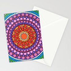Mandala of Zest Stationery Cards