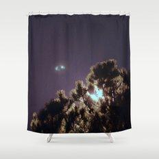 LIGHT83 Shower Curtain
