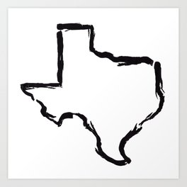 Best. State. Ever. Art Print