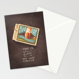 Survive Stationery Cards