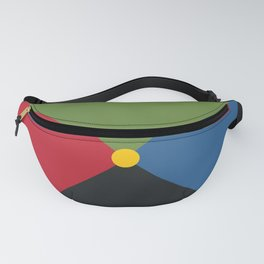 Howl's Moving Castle Fanny Pack