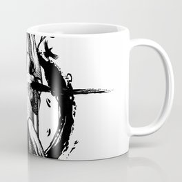 Black Spring Coffee Mug