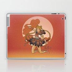 Samurai Moon Laptop & iPad Skin