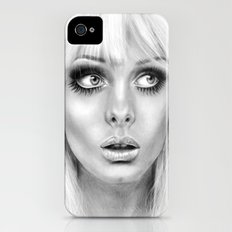 + BAMBI EYES + Slim Case iPhone (4, 4s)