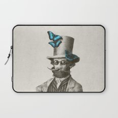 Doctor Popinjay (Color Option) Laptop Sleeve