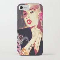 iggy azalea iPhone & iPod Cases featuring Iggy Azalea by The Expression Studio