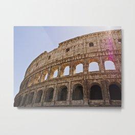 When In Rome I Metal Print
