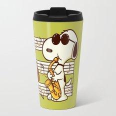 Happiness is Music Travel Mug